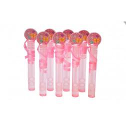 8 Seifenblasen pink