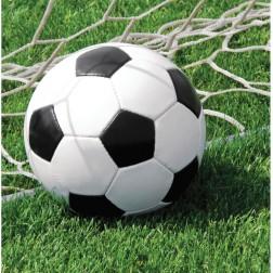 Servietten Fußball
