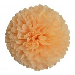Pom Pom Peach 50cm