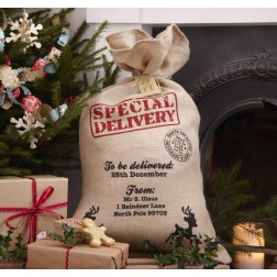 Weihnachtsgeschenke Sack 80 x 50cm
