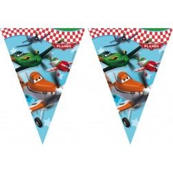 Planes Flaggen Banner 2,6m
