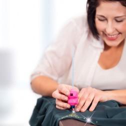easy Crystal Nachfüllstreifen mit original Swarovski Kristallen für Textil & Mode