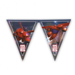 Big Hero Flag Banner 2,3m