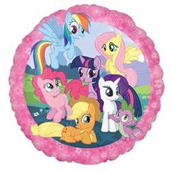 My Little Pony Folienballon 43cm