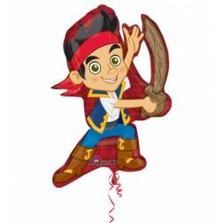 Pirat Jake the Neverland Folienballon 78cm