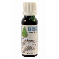 PME Natürliche Lebensmittelfarbe Grün 25g