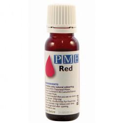 PME Natürliche Lebensmittelfarbe Rot 25g