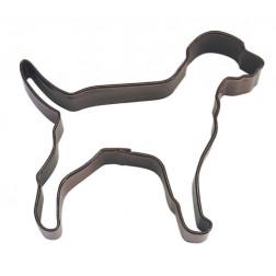 Ausstechform Hund Labrador