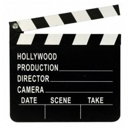 Hollywood Regieklappe 20cm