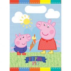 Tüte Peppa Pig 8 Stück