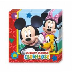 Playful Mickey Servietten 20 Stück
