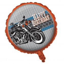 Folienballon Motorrad 46cm