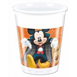 Mickey Halloween Becher 8 Stück