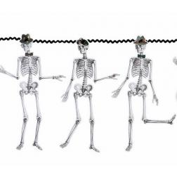 Girlande Skeleton 3m