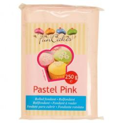 FunCakes Rollfondant Pastel Pink 250g