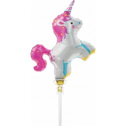 Air Folienballon Unicorn 36cm