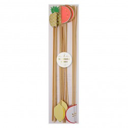 12 Fruit Sticks