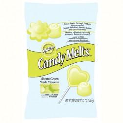 Wilton Candy Melts Limette Grün 340g