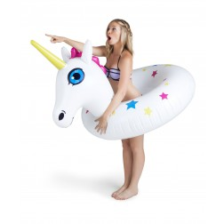 Aufblasbarer Schwimmring Unicorn 152cm