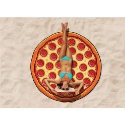 Strandtuch Pizza 1,5m
