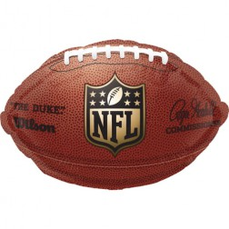 Folien Ballon Super Bowl 43cm