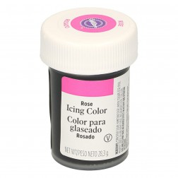 Wilton EU Icing Color Rose 28g