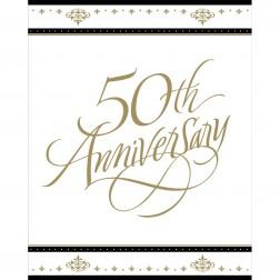 Einladungskarten 50. Jubiläum 8Stück