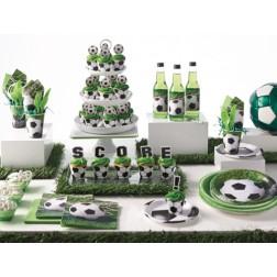 Partybox für 8 Gäste Fußball Party