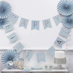PARTYBOXES Pastelperfection blau