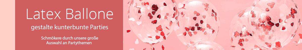 Latex Ballone