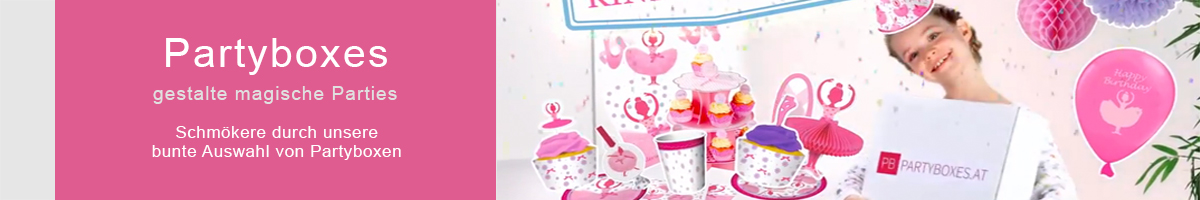 Party Boxes Set