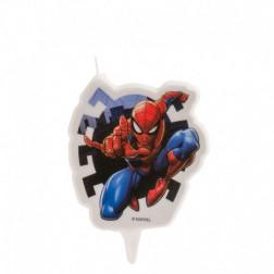 Spider Man Kerze 7cm