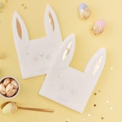 Servietten Bunny 16 Stück