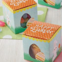 Wilton Mini Geschenkboxen Ei 10 Stück