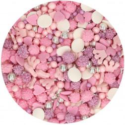 Zuckerdekor Sprinkle Medley Prinzessin 50g