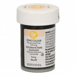 Wilton Icing Color Ivory 28g