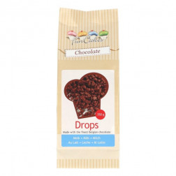 FunCakes Chocolate Drops Milk 350g