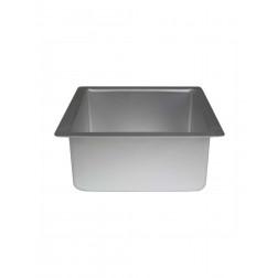 PME Backform Quadratform Extra Tief  20 x 20 x 10 cm