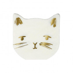 Servietten Katze 16 Stück