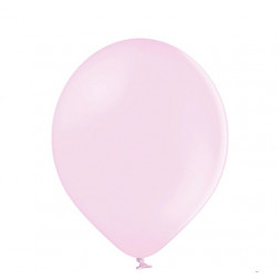 Luftballons Pastel Pale Pink 10 Stück
