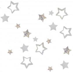 Konfetti Star Silver 13g