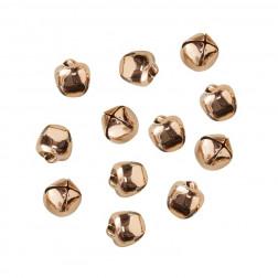 Rose Gold Bell Confetti 50 Stück