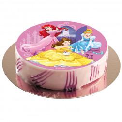 Tortenaufleger Disney Princess 20cm