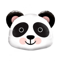 Folienballon Panda 79cm