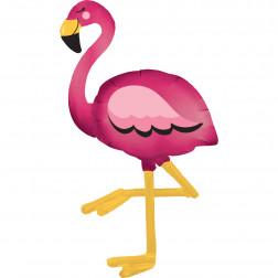 AirWalkers Flamingo rosa 86 x 172cm