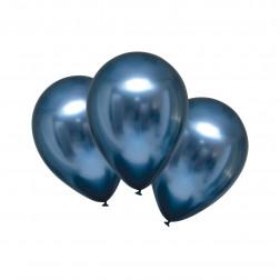 Luftballons Satin Luxe Azure 6 Stück
