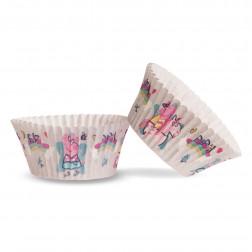 Cupcake Formen Peppa Pig 25 Stück