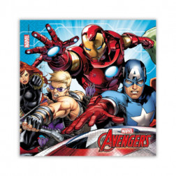 Avengers Servietten 20 Stück