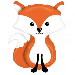 Folienballon Woodland Fox 91cm