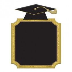 Graduation Chalkboard MDF 17 x 22cm